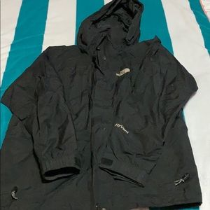 The north face jacket size M